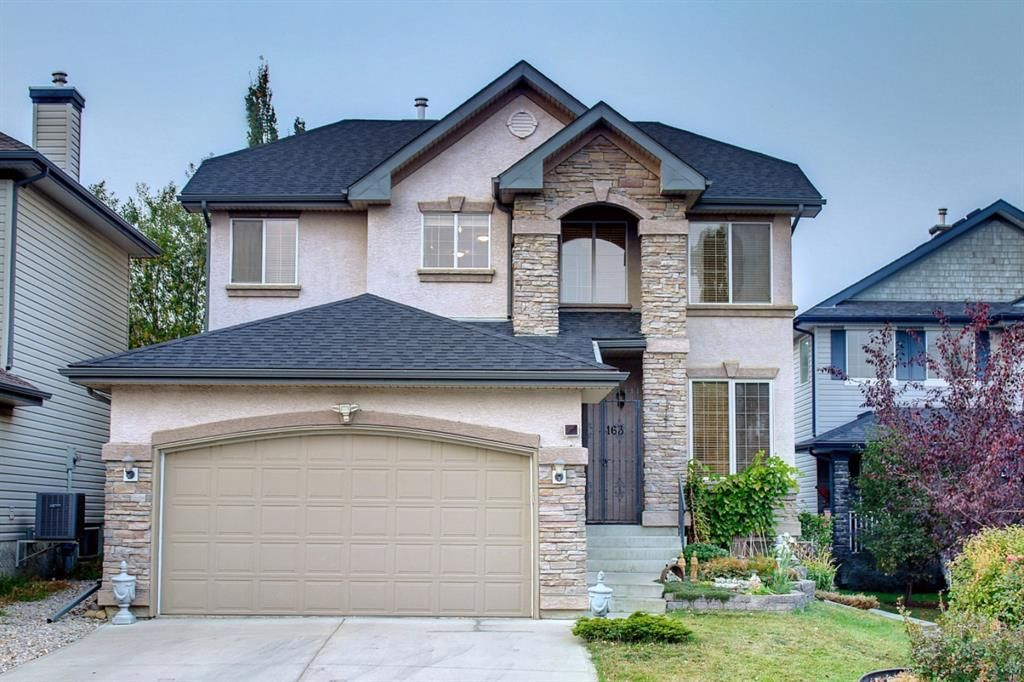 Main Photo: 163 Springbluff Heights SW in Calgary: Springbank Hill Detached for sale : MLS®# A1153228