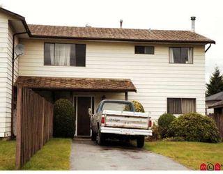 "Photo 1: 11699 85A Avenue in Delta: Annieville 1/2 Duplex for sale in ""KENNEDY"" (N. Delta)  : MLS®# F2727583"