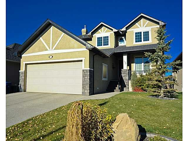 Main Photo: 99 EVERGREEN Square SW in CALGARY: Shawnee Slps Evergreen Est Residential Detached Single Family for sale (Calgary)  : MLS®# C3527266