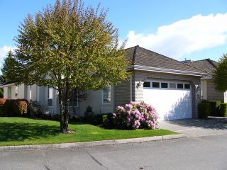 "Photo 1: 3 31450 SPUR Avenue in Abbotsford: Abbotsford West Townhouse for sale in ""Lakepointe Villas"" : MLS®# F1309128"