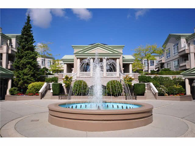 "Main Photo: 214 8775 JONES Road in Richmond: Brighouse South Condo for sale in ""REGENT'S GATE"" : MLS®# V1056694"