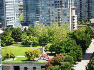 "Photo 2: 1202 1499 W PENDER Street in Vancouver: Coal Harbour Condo for sale in ""WEST PENDER PLACE"" (Vancouver West)  : MLS®# R2083751"