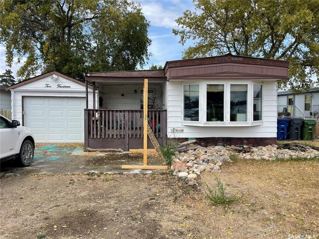 Main Photo: 214 17th Street in Battleford: Residential for sale : MLS®# SK867600