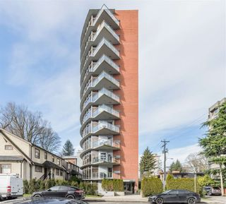 Main Photo: 802 2965 FIR Street in Vancouver: Fairview VW Condo for sale (Vancouver West)  : MLS®# R2546238