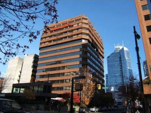 Main Photo: 611 1177 Hornby Street in Vancouver: Downtown VW Condo for sale (Vancouver West)  : MLS®# R2026936