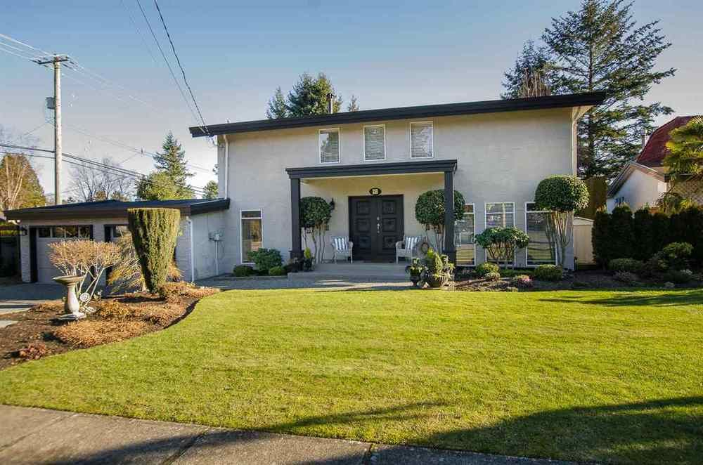 Main Photo: 92 52A STREET in Tsawwassen: Pebble Hill House for sale ()  : MLS®# R2130196