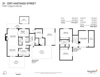 """Photo 40: 21 3397 HASTINGS Street in Port Coquitlam: Woodland Acres PQ Townhouse for sale in """"Maple Creek"""" : MLS®# R2544787"""