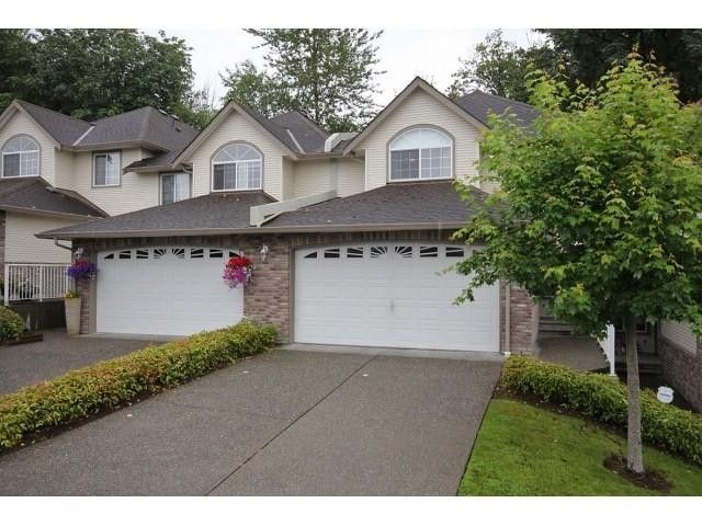 "Photo 1: Photos: 81 32777 CHILCOTIN Drive in Abbotsford: Central Abbotsford Townhouse for sale in ""CARTIER HEIGHTS"" : MLS®# F1315030"