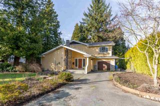 Photo 1: 12585 22 Avenue in Surrey: Crescent Bch Ocean Pk. House for sale (South Surrey White Rock)  : MLS®# R2459664