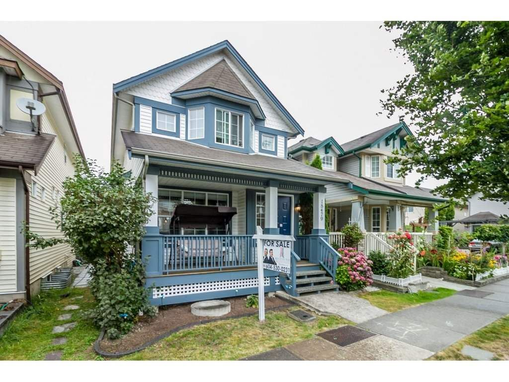 """Photo 2: Photos: 18479 66A Avenue in Surrey: Cloverdale BC House for sale in """"Heartland"""" (Cloverdale)  : MLS®# R2095726"""