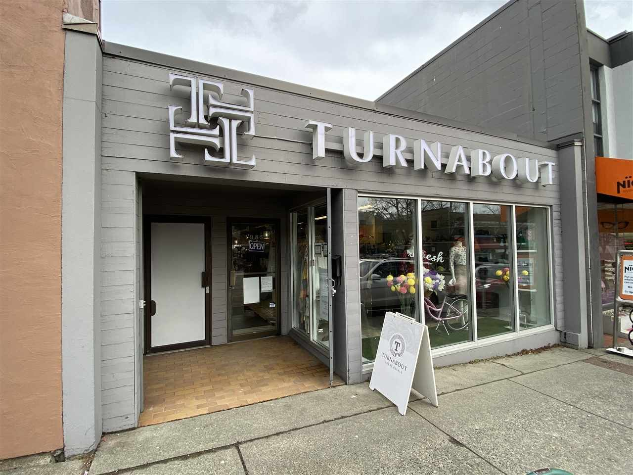 Main Photo: 1985 W 4 Avenue in Vancouver: Kitsilano Retail for lease (Vancouver West)  : MLS®# C8036980