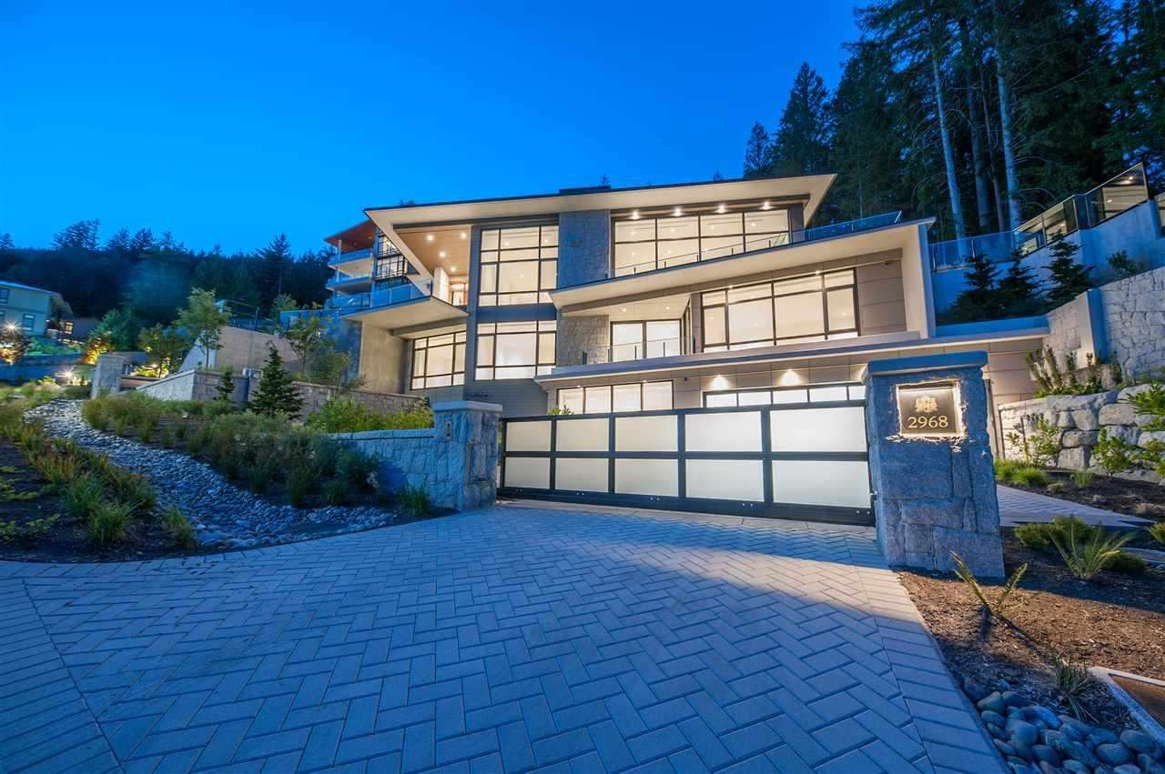 Main Photo: 2968 BURFIELD Place in West Vancouver: Cypress Park Estates House for sale : MLS®# R2586376