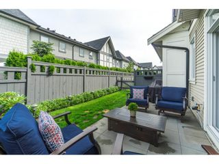 "Photo 34: 64 8138 204 Street in Langley: Willoughby Heights Townhouse for sale in ""Ashbury & Oak"" : MLS®# R2488397"
