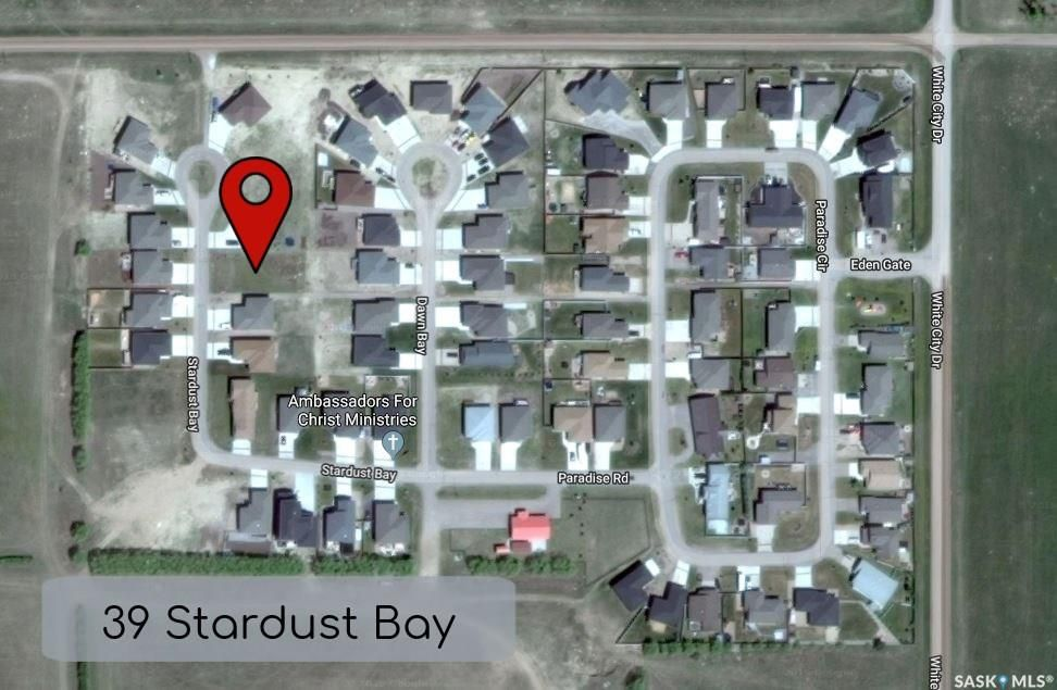 Main Photo: 39 Stardust Bay in White City: Lot/Land for sale : MLS®# SK833381