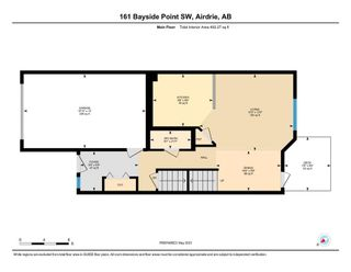 Photo 31: 161 Bayside Point SW: Airdrie Row/Townhouse for sale : MLS®# A1106831