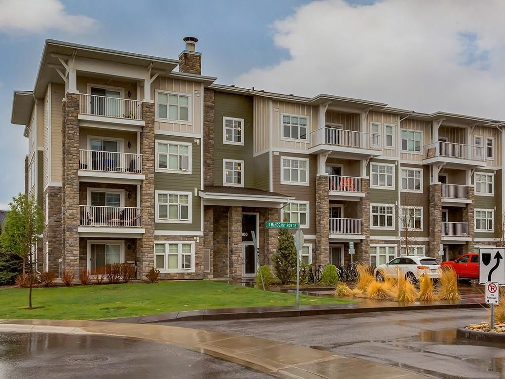 Main Photo: 1206 11 MAHOGANY Row SE in Calgary: Mahogany Apartment for sale : MLS®# C4245958
