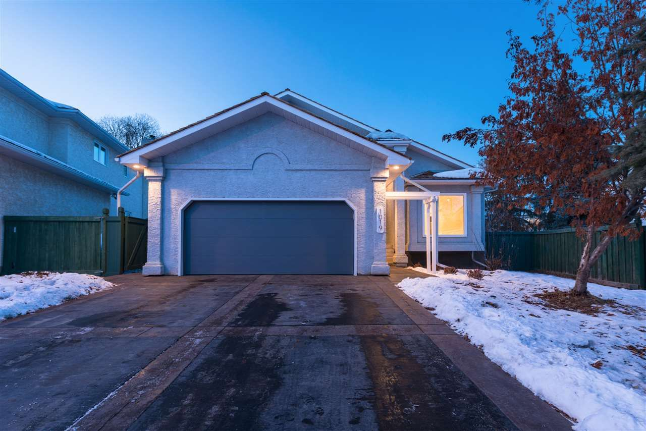 Main Photo: 1019 FALCONER Road in Edmonton: Zone 14 House for sale : MLS®# E4225291