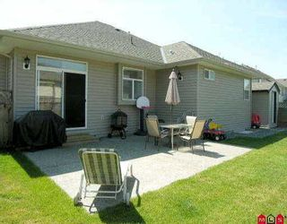 """Photo 8: 27967 BUFFER CR in Abbotsford: Aberdeen House for sale in """"West Abbotsford Station"""" : MLS®# F2517088"""