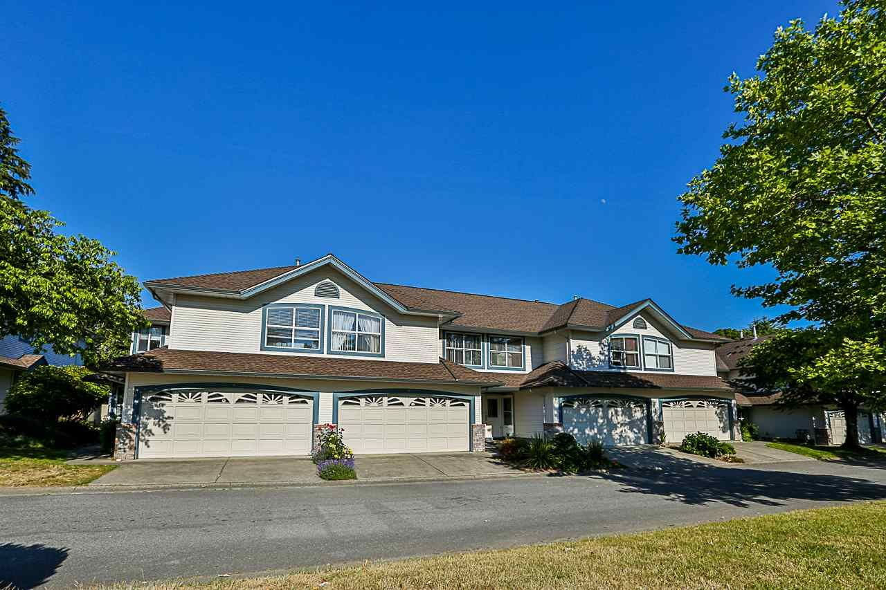 Main Photo: 28 7330 122 Street in Surrey: West Newton Townhouse for sale : MLS®# R2282559