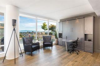 Photo 3: 1401 707 Courtney St in Victoria: Vi Downtown Condo for sale : MLS®# 843343