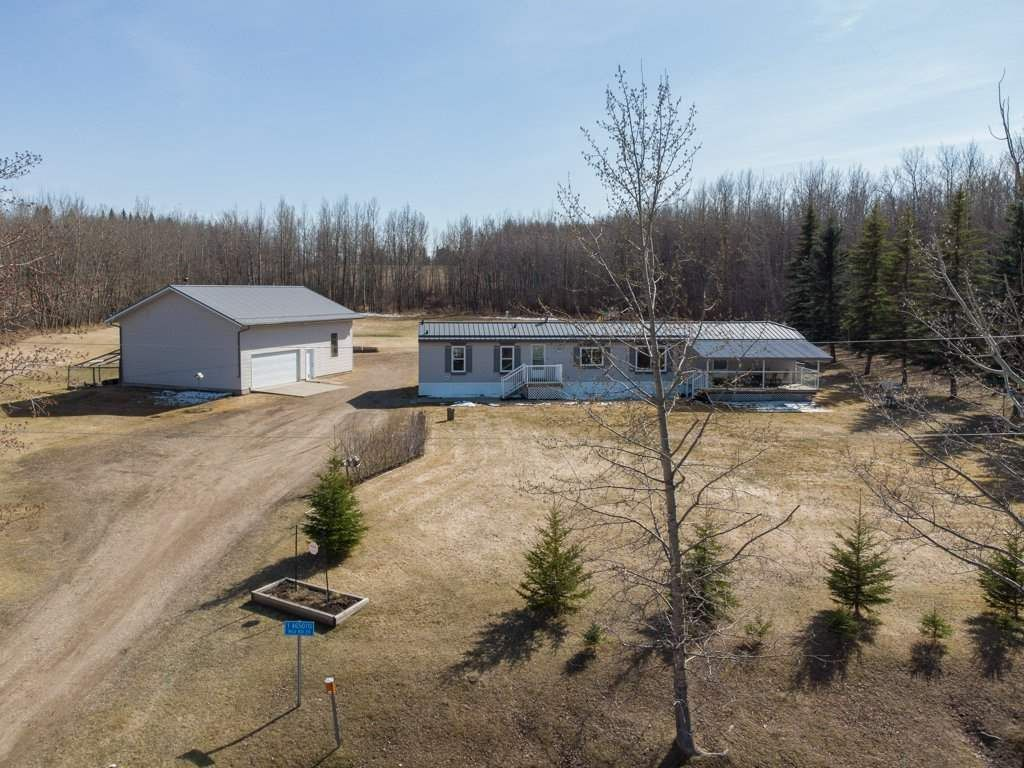Main Photo: 1 465070 Rge Rd 20: Rural Wetaskiwin County Manufactured Home for sale : MLS®# E4239602