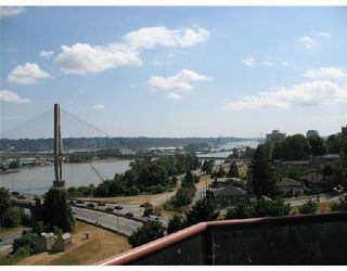 "Photo 2: 803 38 LEOPOLD Place in New_Westminster: Downtown NW Condo for sale in ""THE EAGLE CREST"" (New Westminster)  : MLS®# V725921"