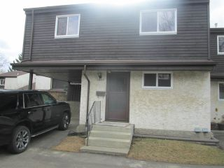 Photo 1: 6033 35A Avenue in Edmonton: Zone 29 Townhouse for sale : MLS®# E4242452