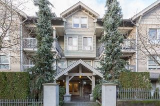 """Photo 1: 105 3895 SANDELL Street in Burnaby: Central Park BS Condo for sale in """"CLARKE HOUSE"""" (Burnaby South)  : MLS®# R2233846"""