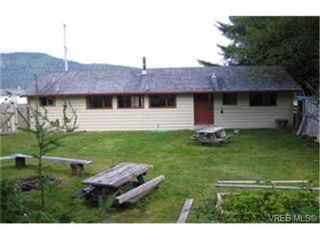 Photo 4:  in PORT RENFREW: Sk Port Renfrew House for sale (Sooke)  : MLS®# 379526