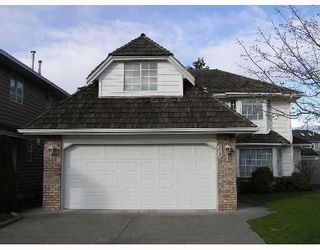 Photo 1: 9640 THOMAS Drive in Richmond: Lackner House for sale : MLS®# V704907