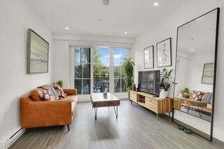 """Photo 4: 303 2528 COLLINGWOOD Street in Vancouver: Kitsilano Condo for sale in """"The Westerly"""" (Vancouver West)  : MLS®# R2574614"""