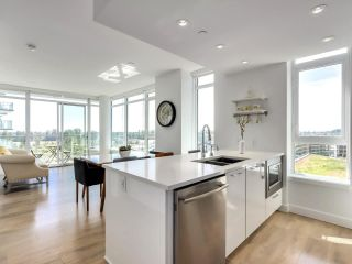 """Photo 16: 920 3557 SAWMILL Crescent in Vancouver: South Marine Condo for sale in """"RIVER DISTRICT - ONE TOWN CENTER"""" (Vancouver East)  : MLS®# R2580198"""
