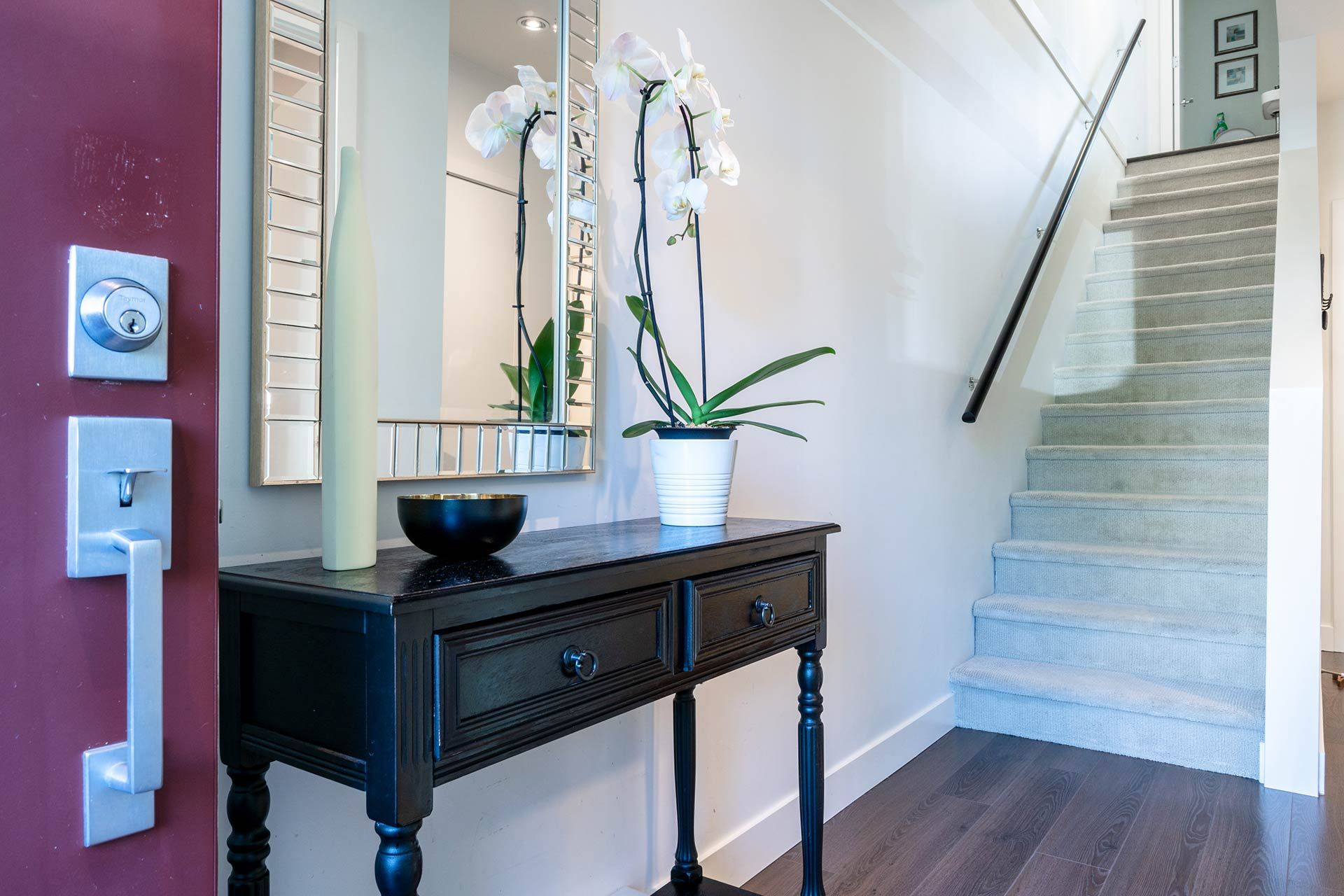 """Photo 39: Photos: 154 548 FOSTER Avenue in Coquitlam: Coquitlam West Townhouse for sale in """"BLACK + WHITE"""" : MLS®# R2587208"""