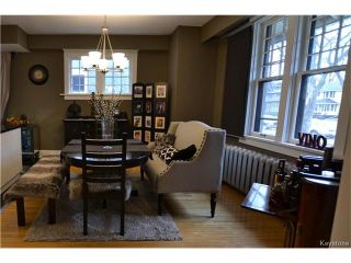 Photo 6: 181 Ash Street in Winnipeg: River Heights Residential for sale (1C)  : MLS®# 1708659
