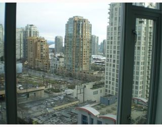 """Photo 9: 1408 1255 SEYMOUR Street in Vancouver: Downtown VW Condo for sale in """"ELAN"""" (Vancouver West)  : MLS®# V692372"""