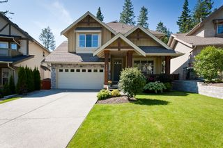 """Main Photo: 110 HAWTHORN Drive in Port Moody: Heritage Woods PM House for sale in """"EVERGREEN HEIGHTS"""" : MLS®# V962426"""