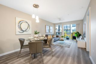 Photo 4: 315 9399 TOMICKI Avenue in Richmond: West Cambie Condo for sale : MLS®# R2625487