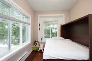 """Photo 9: 101 3333 DEWDNEY TRUNK Road in Port Moody: Port Moody Centre Townhouse for sale in """"CENTREPOINT"""" : MLS®# R2378597"""