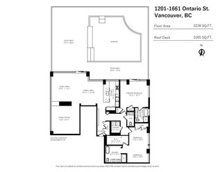 """Photo 39: 1201 1661 ONTARIO Street in Vancouver: False Creek Condo for sale in """"SAILS"""" (Vancouver West)  : MLS®# R2605622"""