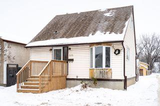 Photo 1: 505 Notre Dame Street in Winnipeg: St Boniface House for sale (2A)  : MLS®# 202002080