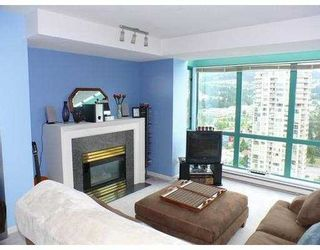 """Photo 6: 2001 3071 GLEN Drive in Coquitlam: North Coquitlam Condo for sale in """"PARC LAURENT"""" : MLS®# V728874"""