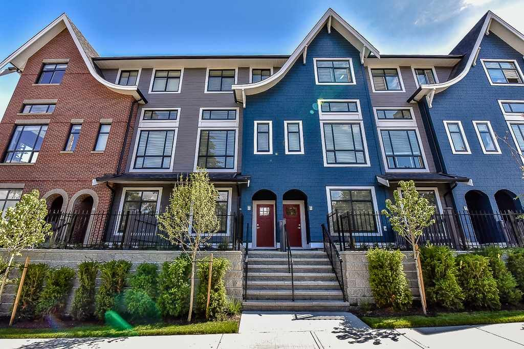 Main Photo: 44 2888 156TH STREET in : Morgan Creek Townhouse for sale : MLS®# R2093921