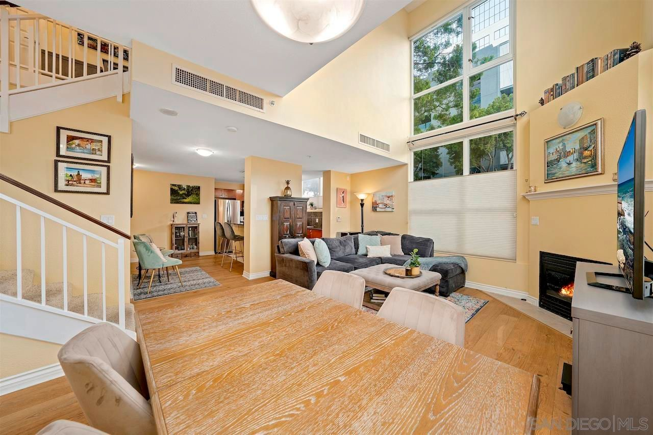 Main Photo: Condo for sale : 2 bedrooms : 1240 India St #102 in San Diego