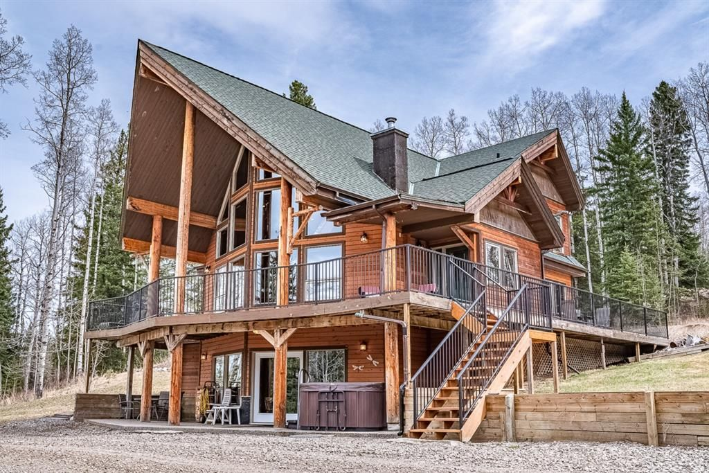 Main Photo: 34269 Range Road 61: Rural Mountain View County Detached for sale : MLS®# A1104811