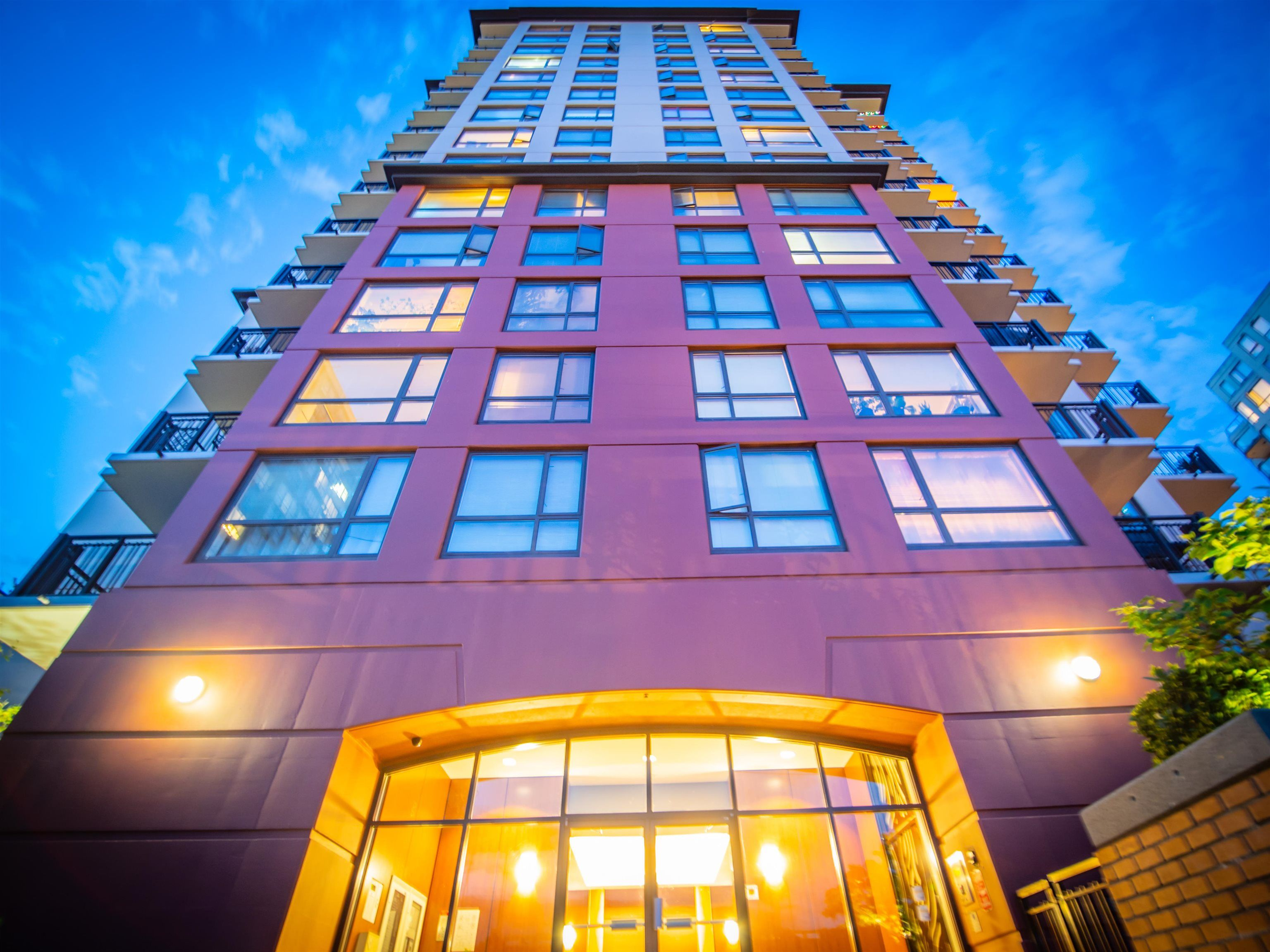 """Main Photo: 1507 833 AGNES Street in New Westminster: Downtown NW Condo for sale in """"THE NEWS"""" : MLS®# R2617269"""