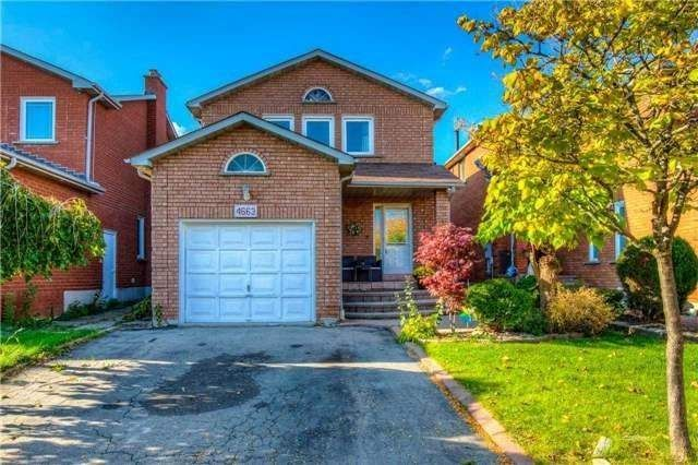 Main Photo: Lower 4663 Crosswinds Drive in Mississauga: East Credit House (2-Storey) for lease : MLS®# W5323425