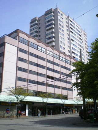 """Photo 13: # 1107 - 615 Belmont Street in New Westminster: Uptown NW Condo for sale in """"BELMONT TOWERS"""" : MLS®# V830209"""