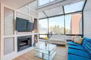 Photo 6: 408 1732 9A Street SW in Calgary: Lower Mount Royal Apartment for sale : MLS®# A1151772