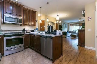 """Photo 1: 302 8067 207 Street in Langley: Willoughby Heights Condo for sale in """"Yorkson Creek - Parkside 1"""" : MLS®# R2583825"""