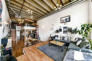 """Photo 5: 215 1220 E PENDER Street in Vancouver: Strathcona Condo for sale in """"THE WORKSHOP"""" (Vancouver East)  : MLS®# R2466369"""